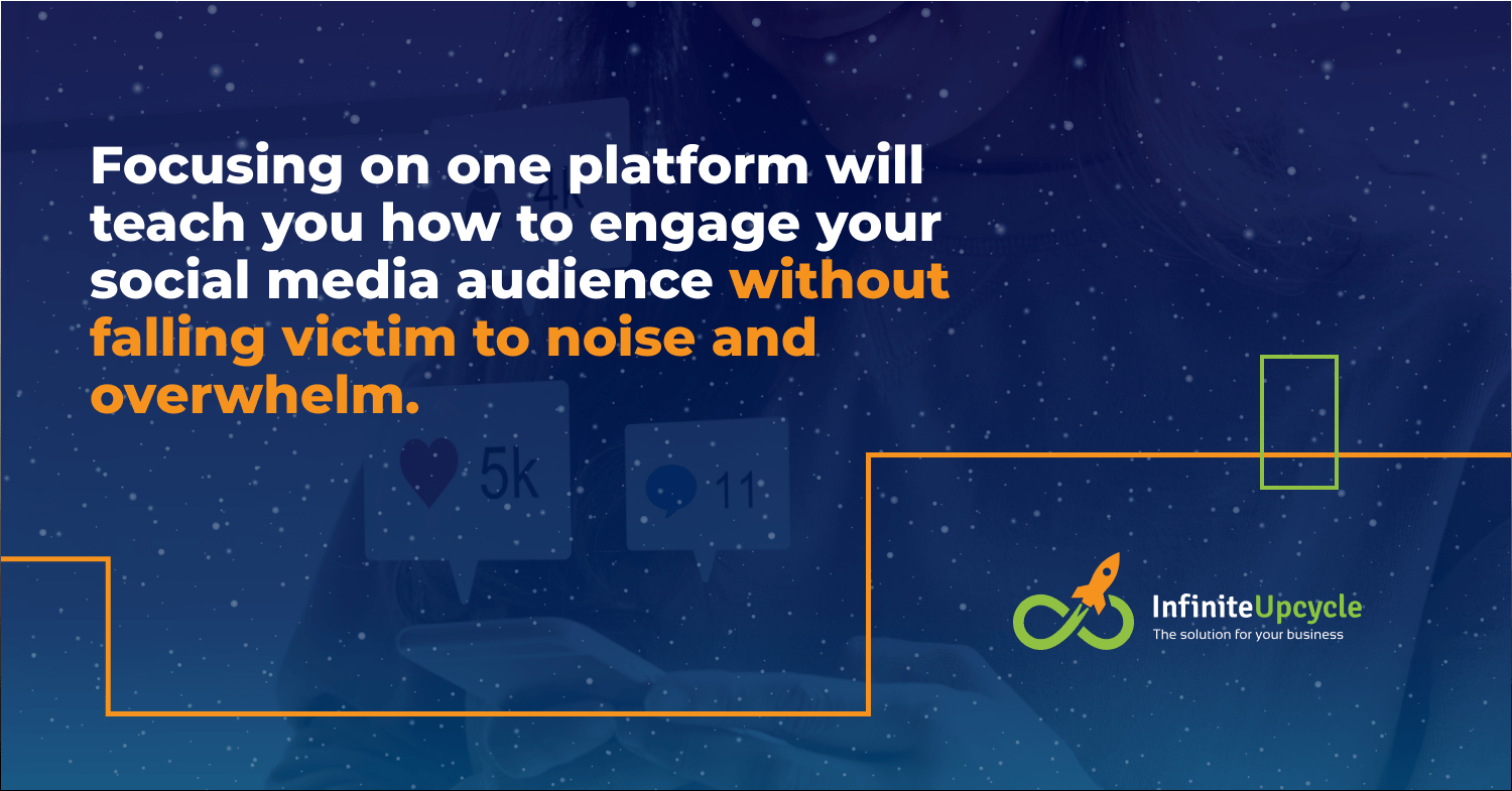 How to engage an audience on Social Media